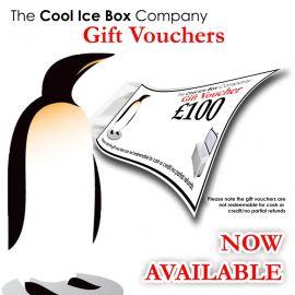 Bon cadeau Cool Ice Box