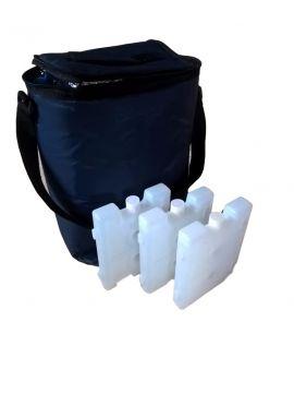 Sac Isotherme Souple avec Packs des gels durs