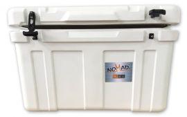 75L Nomad Polar Cool Box - White